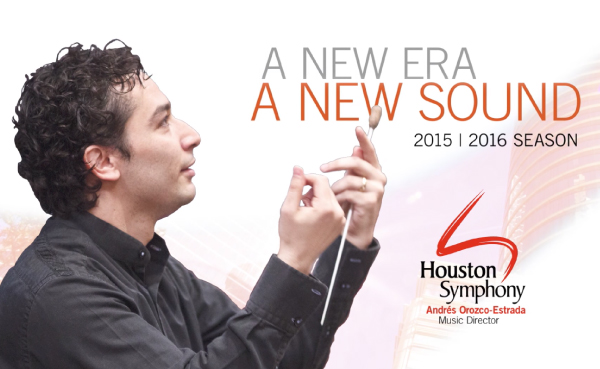 2015-16 Houston Symphony Season Highlights