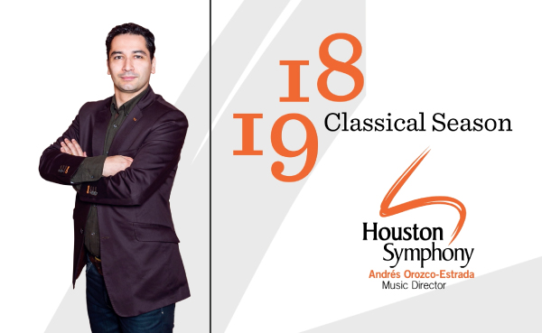 2018-19 Classical season video Houston Symphony
