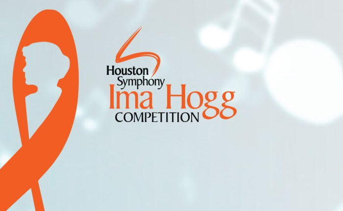 Ima Hogg Competition Houston