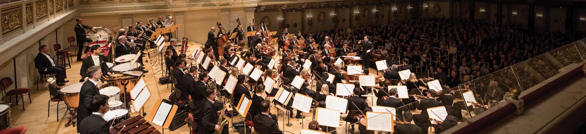Houston Symphony European Tour TV Special ABC 13 KTRK