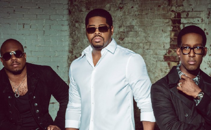 Boyz II Men with the Houston Symphony
