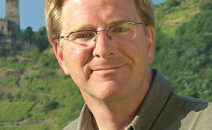 Rick Steves Houston
