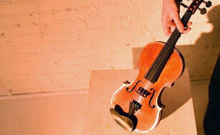 Huberman violin Joshua Bell