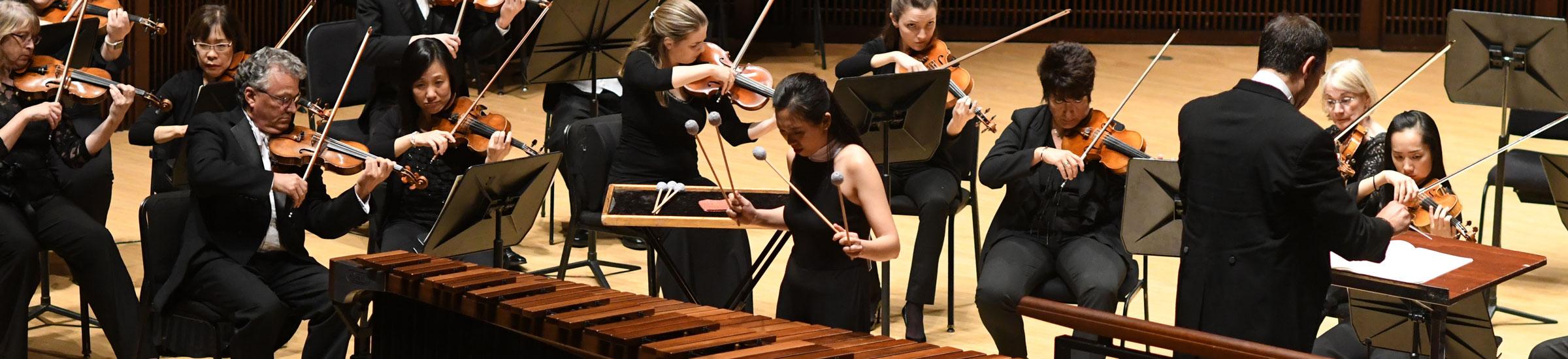 Ima Hogg competition Houston Symphony
