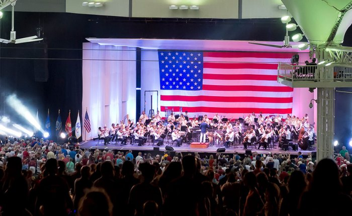 woodlands july symphony concert