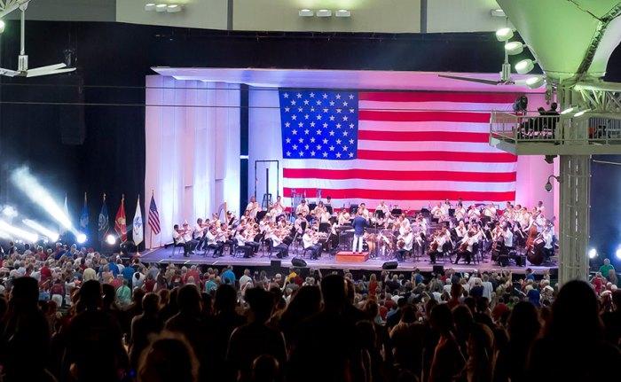 woodlands july symphony concert