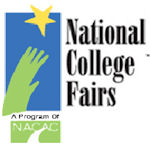 National College Fairs Logo