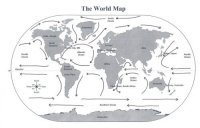 World Map Of Ocean Currents Image collections - Word Map ...