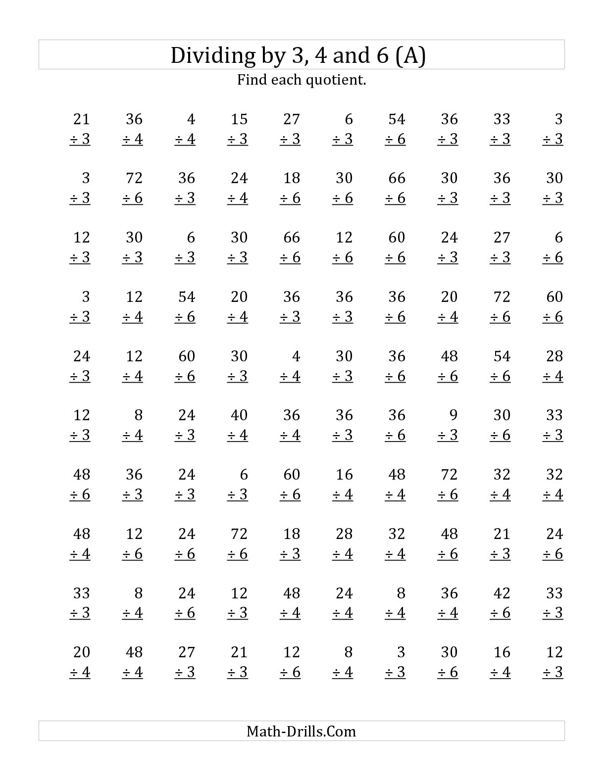 hight resolution of Math Aids Division Worksheets   Printable Worksheets and Activities for  Teachers