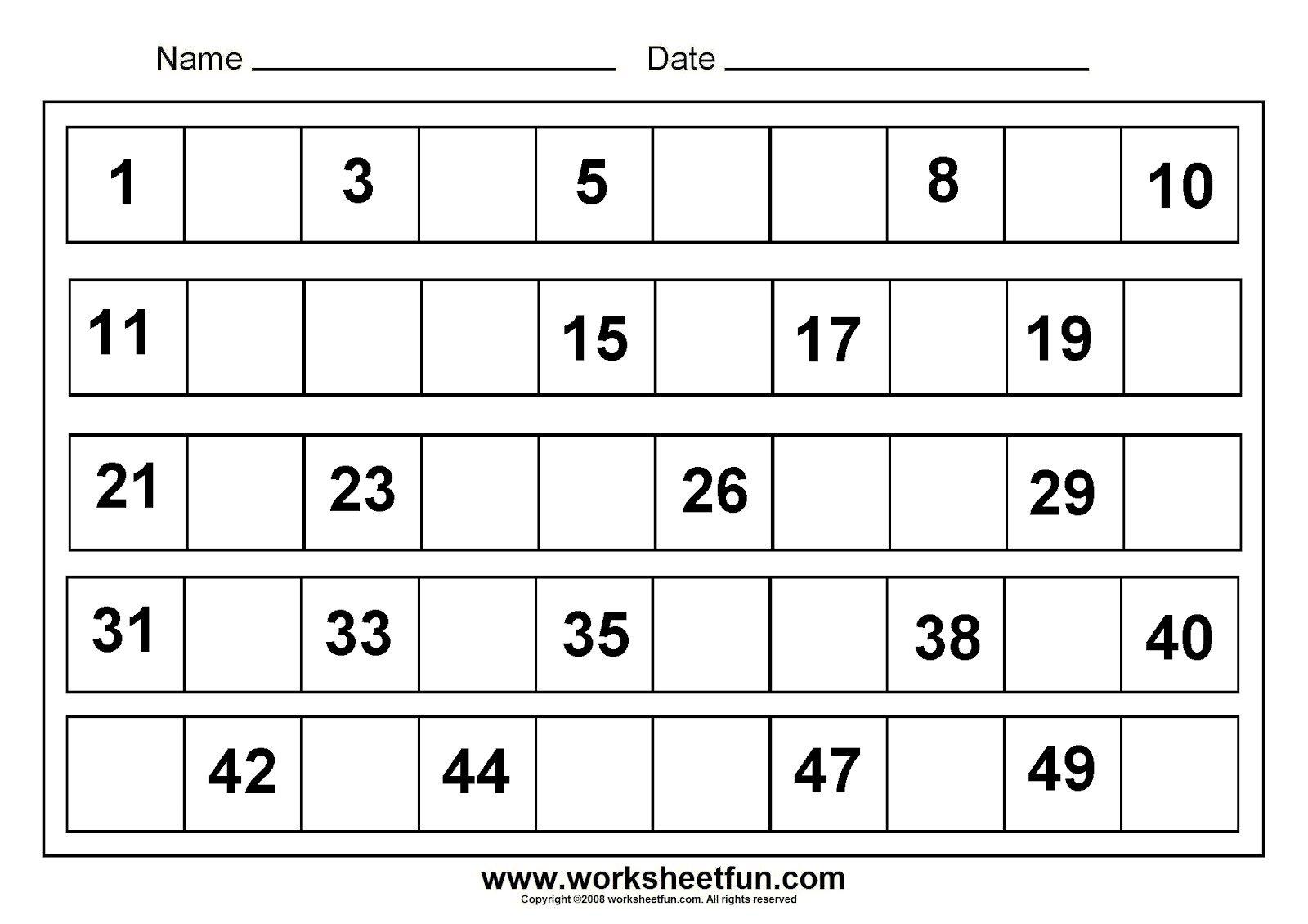 Fine Worksheet Missing Number Addition Kidz Free Printable