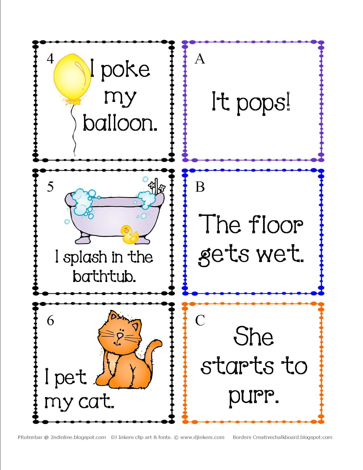 Cause And Effect Worksheets For Kindergarten