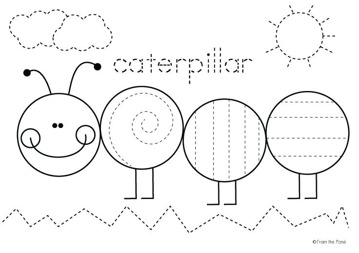 Best Images Of Very Hungry Caterpillar Worksheet