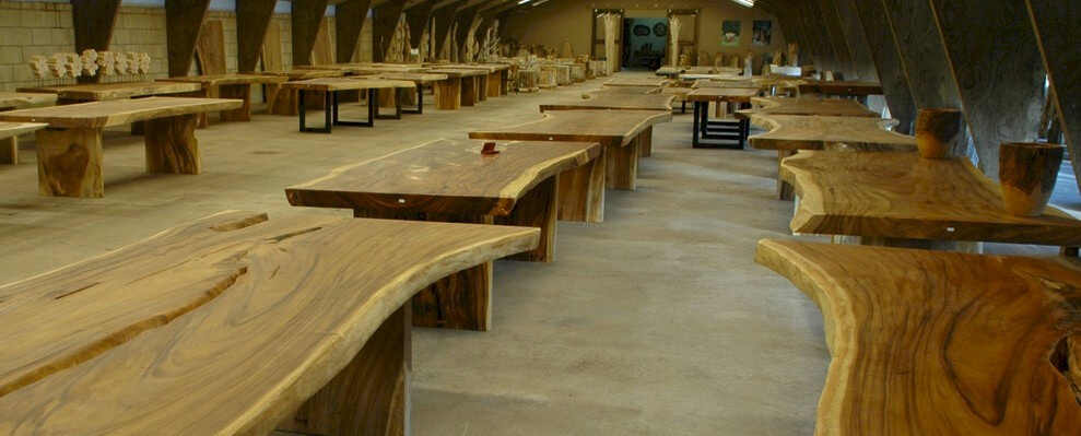 beautiful xyleia behandeld haar tafels met olie van