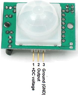 PIR-motion-sensor-pinout