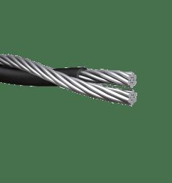 duplex service drop cable [ 2550 x 1650 Pixel ]