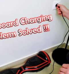 hoverboard charging guide all hoverboard charging problems solved hoverboard hub [ 1280 x 720 Pixel ]
