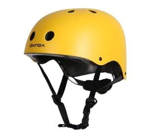 Yellow Medium helmet