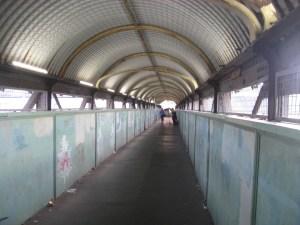 Hove station bridge