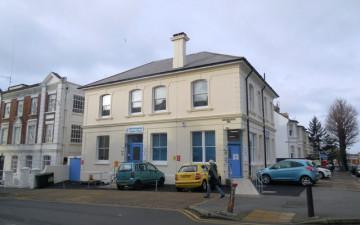 Blachington-court-trust-building