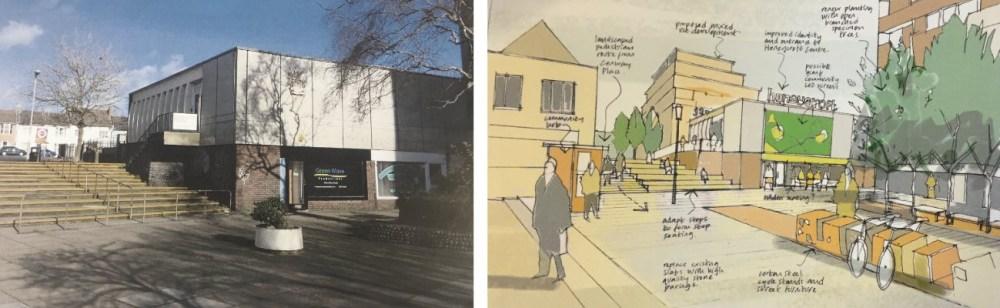 Conway-Piazza design sketch