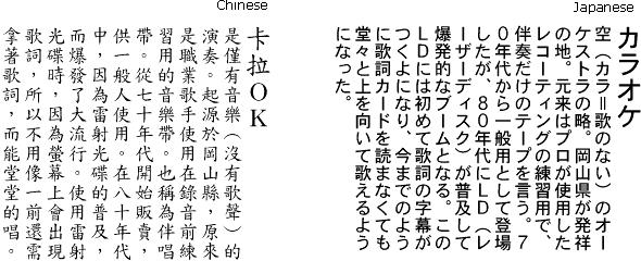 the japanese alphabet how