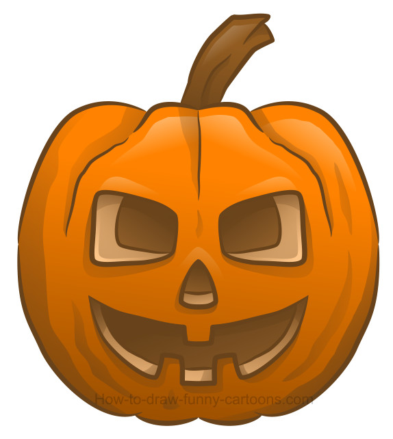 30/10/2020· learn how to draw a pumpkin easy step by step. How To Draw A Cartoon Pumpkin With A Scary Face