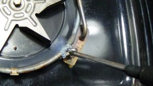 How to find the fault and how to replace a fan oven element