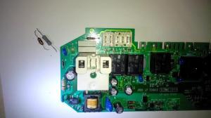 Printed Circuit Board Repairs for Tumble dryers AEG, Electrolux, Zanussi Etc