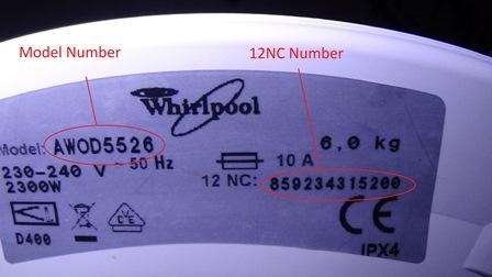 Whirlpool Washing Machine Wont Spin F06 F06 F07 F09
