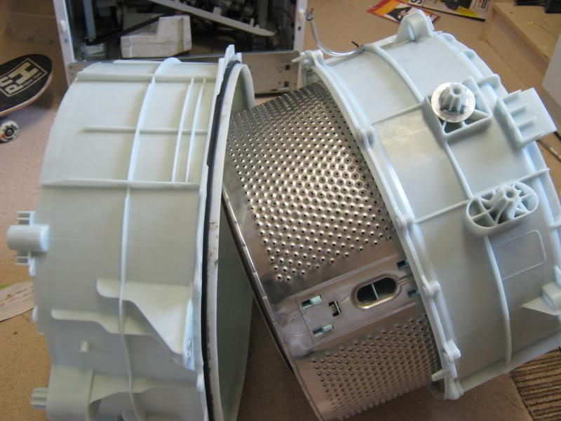 Washing Machine Welded Drum