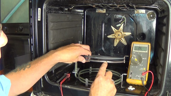 hotpoint electric stove wiring diagram double wall switch creda oven not heating how to test element replace see other related tutorials on fan elements for many or ovens and free standing cookers
