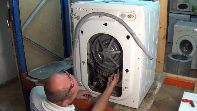 Washing Machine Motor Wiring