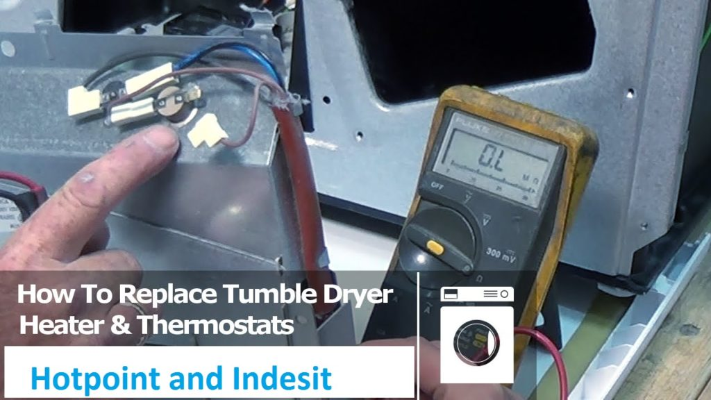 Amana Thermostat Wiring Diagram How To Replace Heating Element Hotpoint Indesit Tumble Dryer