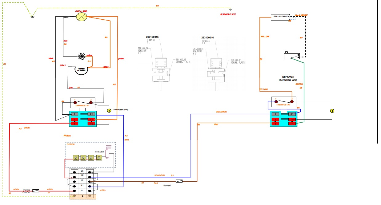 beko oven wiring diagram meyer truck lite washing machine library i have listed all the major parts below that are to do with heating circuit bdc643k
