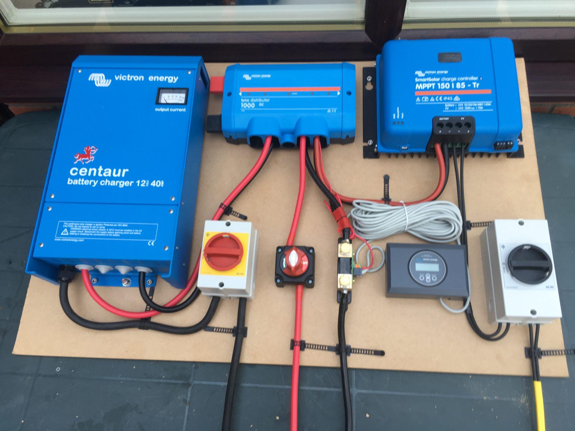 hight resolution of bespoke power solution