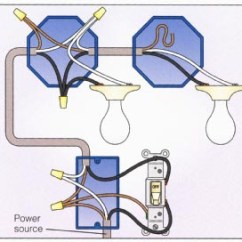 Ceiling Fan Wiring Diagram Separate Switches Simple Ignition Switch A 2-way