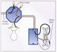 Wiring a 2-Way Switch