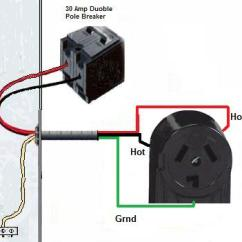 Wiring Diagram For 220 Volt Generator Plug Trailer Hitch 220v 20a Outlet Schematic