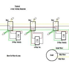Wiring Diagram For A 4 Way Switch 2006 Dodge Charger Fuse
