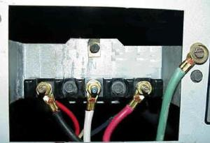 Wire a Dryer Cord