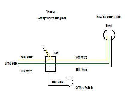 basic electrical wiring diagrams 120v  r 2r ladder circuit