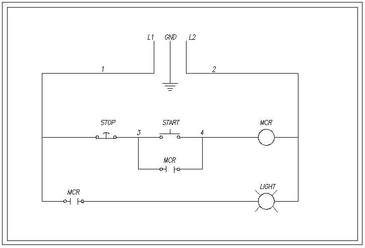 110v Motor Starter Wiring Diagram How To Wire A Relay