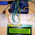 Decibel Meter using Sound Module & Arduino