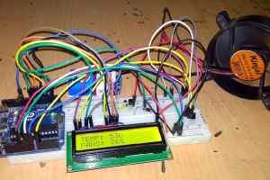 Temperature Based Fan Speed Control & Monitoring With Arduino