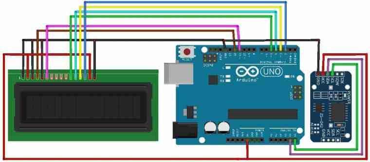 Arduino & DS3231 Based Real Time Clock (RTC) & Temperature
