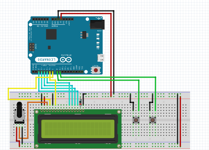DS18B20 Based Thermometer using Arduino & 4 Digits 7