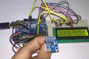 Acceleration Measurement with Accelerometer ADXL335 & Arduino