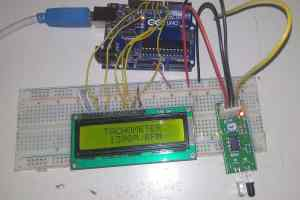 Fan Speed Measurement using IR Sensor & Arduino
