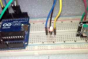 RGB LED Rotary Encoder Arduino