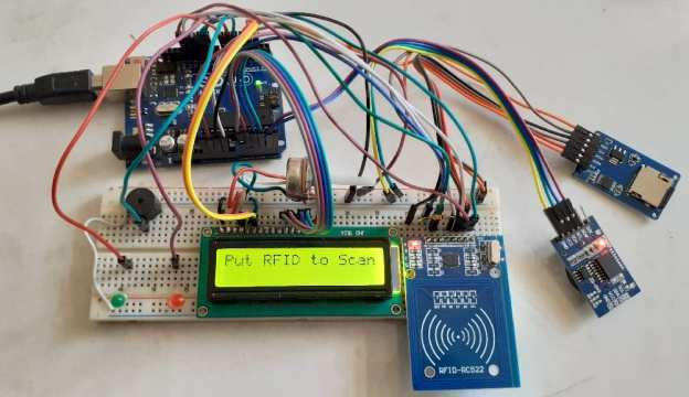 Weighing Machine using Arduino Load Cell & HX711 Module
